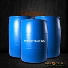 Liquid Cleanser-Hydrochloric Acid 20%