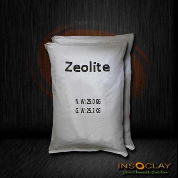 Storage Of Chemicals-Zeolite