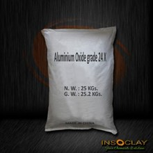 Inorganic Oxide - Aluminium Oxide grade 24 X