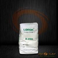 Jual Inorganic Oxide - Titanium Dioxide Lomon 996