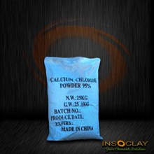 Penyimpanan Bahan Kimia - Calcium Chloride 95%