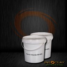 Storage of chemicals-Ferric Chloride 38-40%