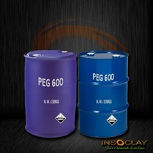 Storage of chemicals-Polyethylene Glycol PEG 600