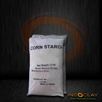 Storage Of Chemicals-Corn Starch