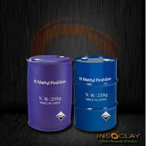 Industrial Chemistry Of N-Methyl Pirolidon