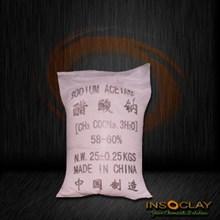 Penyimpanan Bahan Kimia - Sodium acetate