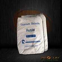 Inorganic Oxide - Titanium Dioxside