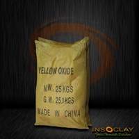 Jual Kimia Industri - Iron Oxide Yellow