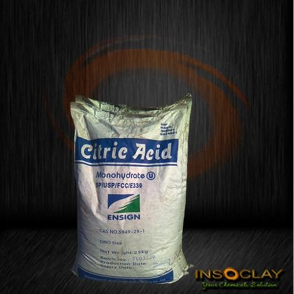 Food Chemical-Citric Acid Monohidrat FG Local