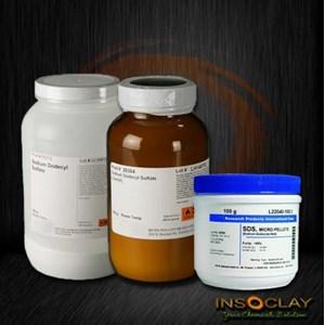 Kimia Farmasi - 1.13760.0100 Dodecyl sulfate sodium salt  (LAB) 100gram
