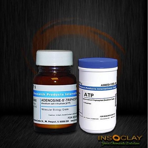 Kimia Farmasi - 1191-25GMCN Adenosine 5-Triphosphate Disodium Salt 25gram