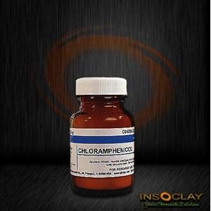 Kimia Farmasi - 220551-100GMCN Chloramphenicol (1.02366) 100gram