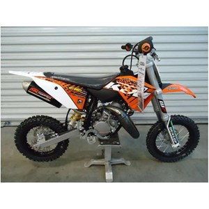Sell Motorcycles Mx65 Mini Trail Ktm Sx From Indonesia By Toko