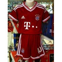 Jual Kids Jersey Set Home 13-14