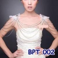 Jual Bolero Gaun Pengantin-BPT 002