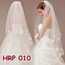 Aksesoris Pengantin Kerudung-HRP 010