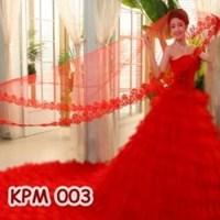 Kerudung Pengantin-KPM 003
