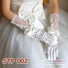 Sarung Tangan Pengantin Wanita - STP 002