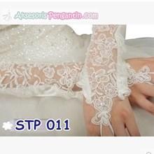 Sarung Tangan Bridal Fingerless - STP 011