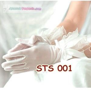Sarung Tangan Pengantin Murah - STS 001