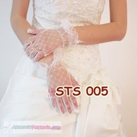 Jual Sarung Tangan Pernikahan - STS 005