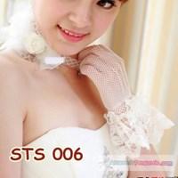 Modern Bridal Gloves-STS 006
