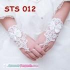 Sarung Tangan Pengantin Modern l Fingerless l Aksesoris wanita STS 012 2