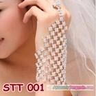 Hiasan Tangan Pengantin l Aksesoris Gelang Tangan Pesta Wanita-STT 001 2