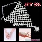 Hiasan Tangan Pengantin l Aksesoris Gelang Tangan Pesta Wanita-STT 001 1