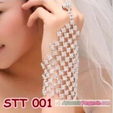 Bridal decorations l accessories bracelet women's