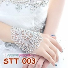 Accessories bracelet Party Women l Bridal Ornament-STT 003