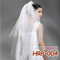 Jual Kerudung Pesta Pernikahan - HRP 004