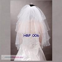 Jual Kerudung Pernikahan - HRP 006