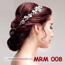 Tiara Rambut Pengantin Wanita l Aksesoris Rambut Pesta Wedding -MRM 008