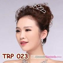 Mahkota Rambut Anak l Tiara Pesta Pengantinl Aksesoris Rambut- TRP 023