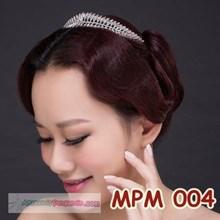 Sanggul Pengantin Modern l Sanggul Pesta l Sanggul Pengantin - MPM 004
