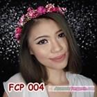 Aksesoris Flower Crown Fanta Pesta Pengantin l Mahkota Bunga - FCP 004 1