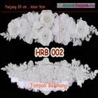 Aksesoris Rambut Wedding l Headpiece Pesta Wanita - HRB 002 2