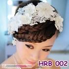 Aksesoris Rambut Wedding l Headpiece Pesta Wanita - HRB 002 1