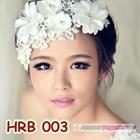 Aksesoris Rambut Wedding l Headpiece Pesta Wanita - HRB 003 1