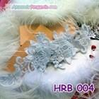 Aksesoris Rambut Wedding l hairpiece wedding - HRB 004 2