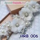 Aksesoris Pengantin Modern l Headpiece Rambut Pesta - HRB 006 3