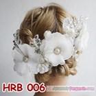 Aksesoris Pengantin Modern l Headpiece Rambut Pesta - HRB 006 1