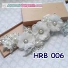 Aksesoris Pengantin Modern l Headpiece Rambut Pesta - HRB 006 5