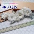 Aksesoris Pengantin Modern l Headpiece Rambut Pesta - HRB 006 4