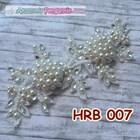 Aksesoris Rambut Pesta l Headpiece Pengantin Wedding Modern - HRB 007 1