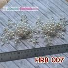 Aksesoris Rambut Pesta l Headpiece Pengantin Wedding Modern - HRB 007 3