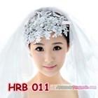 Aksesoris Hairpiece Rambut Pesta- Headpiece Pengantin Wedding -HRB 011 6