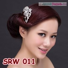 Sirkam Modern Party Hair Bun Accessories Wedding l
