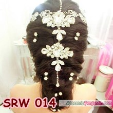 Bun accessories Hair Bridal Sirkam l Party ladies-